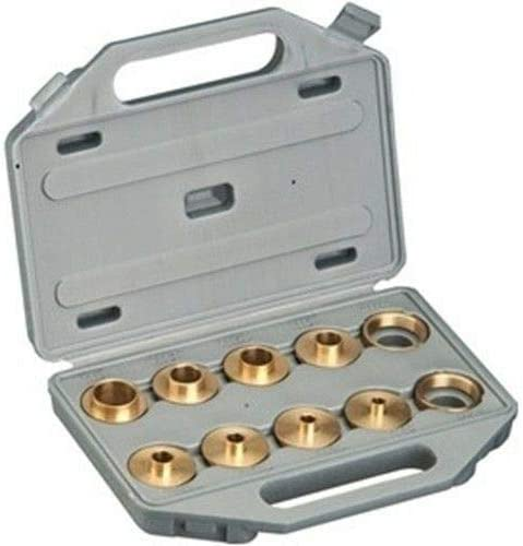 High material Brass Router Template Bushing Guide Hinge Inlay Inexpensive Base for