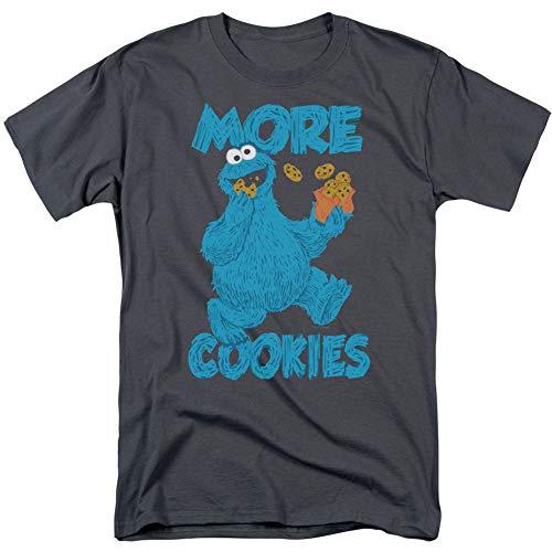 Sesame Street- More Cookies T-Shirt Size XL
