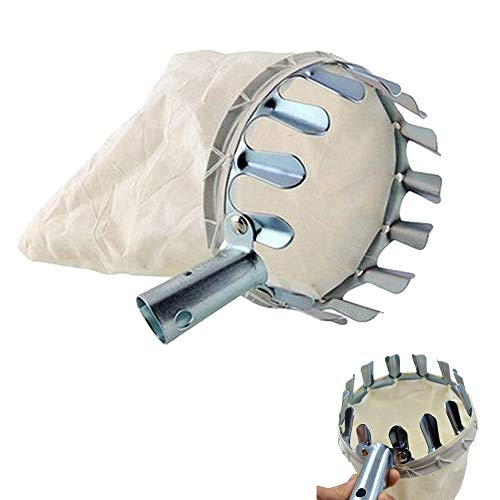 DXIA Recolector de Frutas, Metal Head Herramientas de Pickin