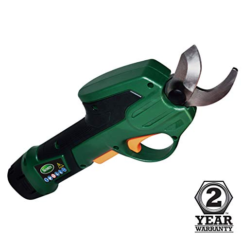 Scotts Outdoor Power Tools PR17215S 7.2-Volt Lithium-Ion Cordless Rechargeable...
