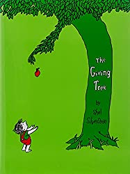 Children's Books about Gratitude and Thankfulness - The Giving Tree
