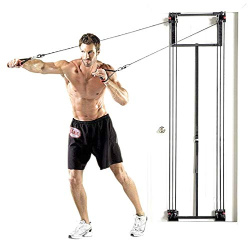 Body by Jake Tower 200 Complete Door Gym Full Body Workouts Fitness Exercise