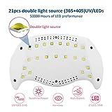 Zoom IMG-1 navanino lampada uv unghie fornetto