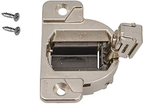 Blum 33.3600 110 Degree Compact 33 Hinge Cup Only, Screw-on. Base Plates Sold Separately (4)