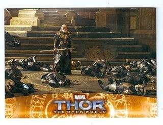 Anthony Hopkins Odin trading card Thor 2013 Upper Deck Marvel #40