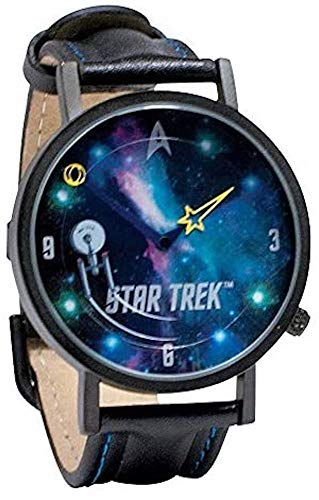 Star Trek Enterprise Unisex Analog Watch