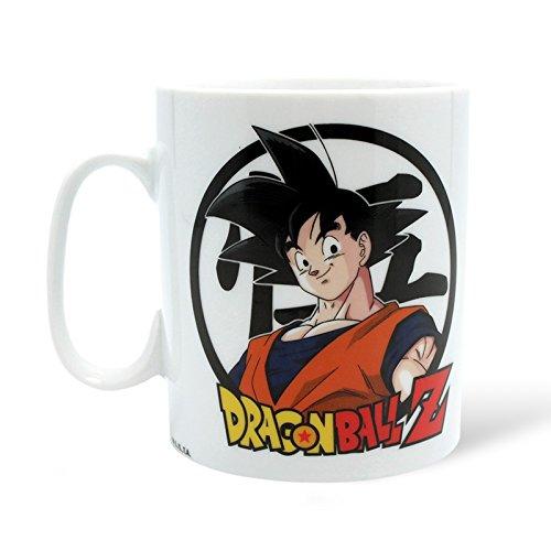 1art1 Dragon Ball - Son Goku Taza Foto (11 x 9cm)