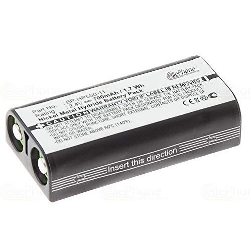 cellePhone Akku NI-MH kompatibel mit Sony MDR-RF860 / MDR-RF810RK (Ersatz für BP-HP550-11)
