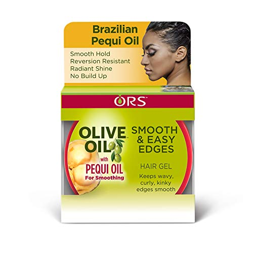 Price comparison product image ORS Olive Oil Smooth & Easy Edges Hair Gel with Pequi Oil 2.25 oz