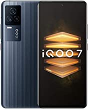 """Original IQOO 7 5G Mobile Phone 12G+256GB Snapdragon 888 120W Super Charger 6.62"""" in 120Hz AMOLED Screen Android 11 Global..."""
