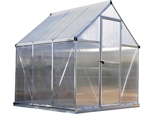 Caseta Invernadero de policarbonato Yorten