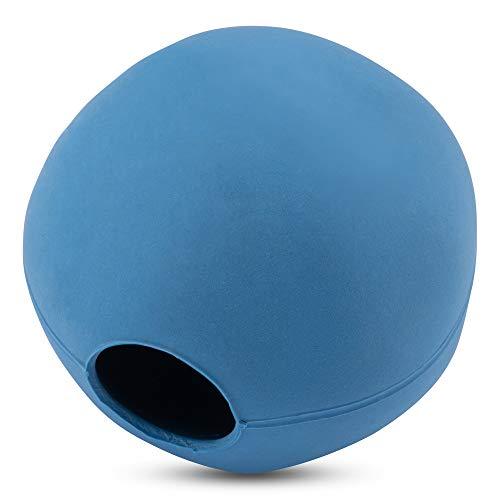 BecoThings Hundespielzeug Ball, L, blau