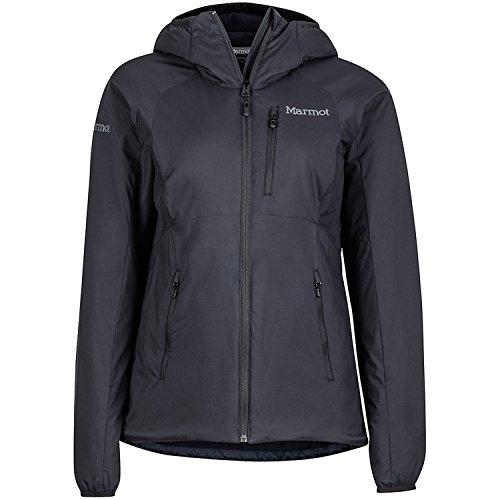 Marmot 78190-001-5 Sweat à capuche Femme Noir FR : L (Taille Fabricant : L)