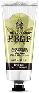 THE BODY SHOP ザ・ボディショップ ハードワーキング ハンドクリーム HP(ヘンプ) 100ml【正規品】