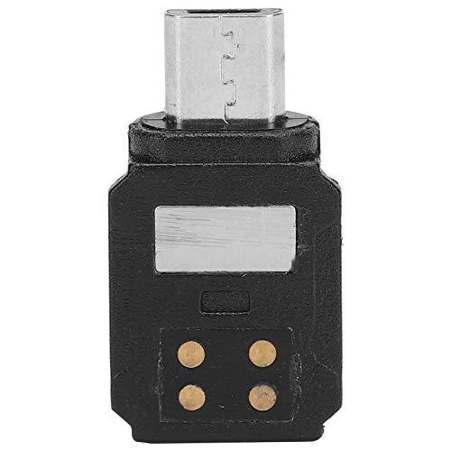 DAUERHAFT Adaptador de Conector de teléfono Conector de teléfono móvil de cámara portátil Resistente Resistente al Calor para OSMO Pocket 2