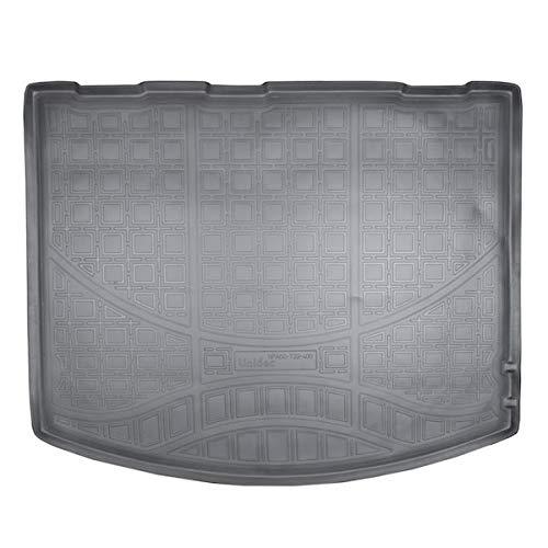 Sotra Auto Kofferraumschutz für den Ford Kuga - Maßgeschneiderte antirutsch Kofferraumwanne für den sicheren Transport von Einkauf, Gepäck und Haustier