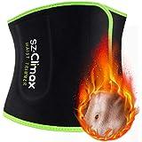 シェイプアップベルト SZ-Climax ウエストトリマーベルト お腹引き締め 発熱 発汗 サウナベルト サポートベルト 男女兼用