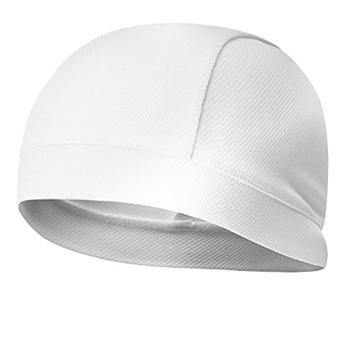 Bandana Ciclismo Deportes Gorro de secado rápido Deporte Transpirable Debajo casco Protección...