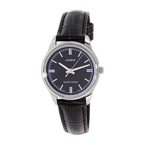 Casio Reloj con Movimiento Cuarzo japonés Woman LTP-V005L-1A 28 mm