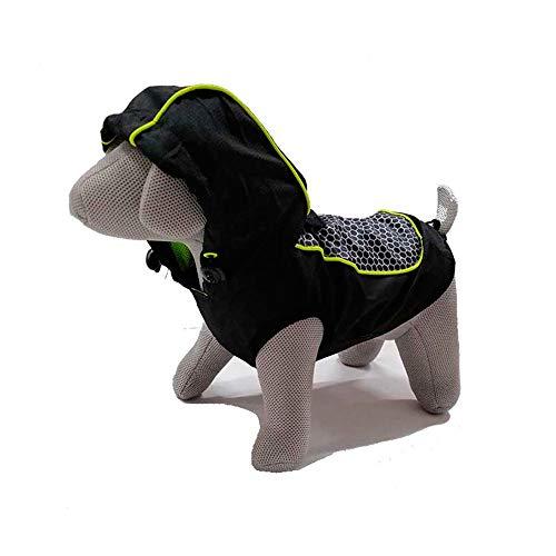 Chaleco Impermeable Reflectante para Perro (60 cm) ✅