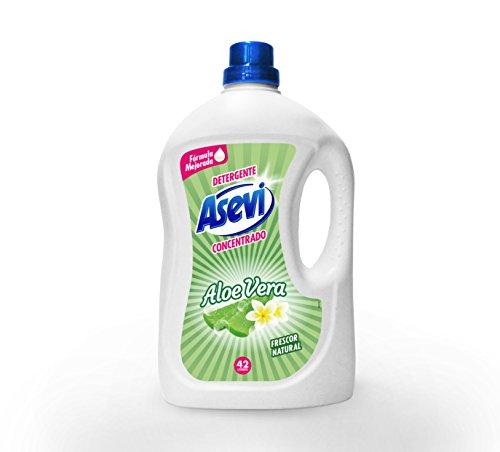 Detergente Asevi 23562 Aloe Vera 42 dosis