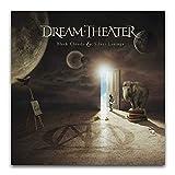 KASUP Dream Theater (schwarze Wolken und silberfarbene