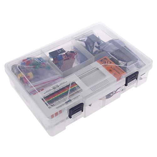 MISHITI 1Box RFID Starter Kit para UNO-R3 versión actualizada herramientas de aprendizaje