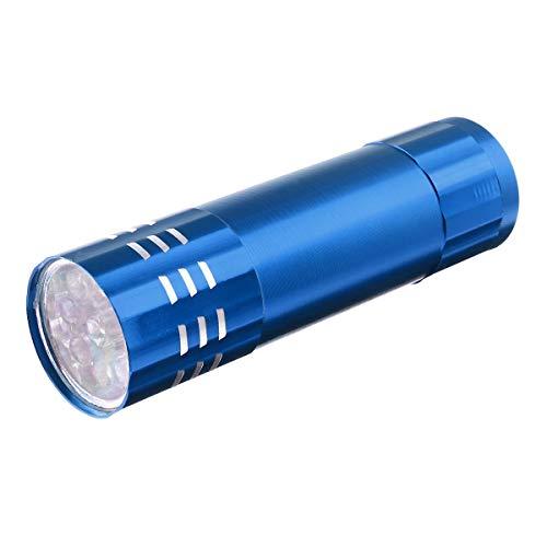 Lampe à ongles Nail Art Mini Lampe de Poche Lampe Portable Pour Nail Gel Sèche-Rapide Nail Gel Cure Lampe Manucure Outil