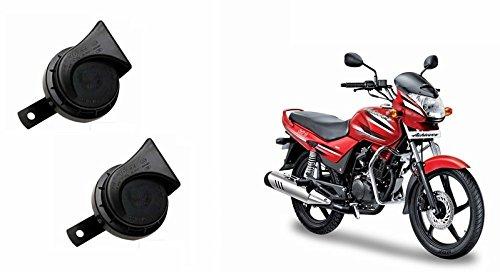 Roots Wind Tone Skoda Type Bike Horn (Set of 2)-Hero Achiever