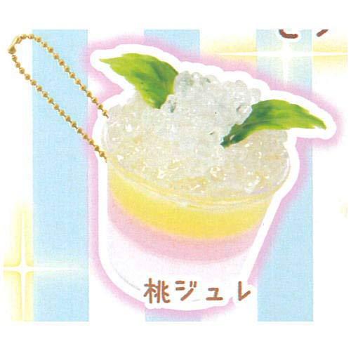 ピンクスイーツマスコットBC [3.桃ジュレ](単品)