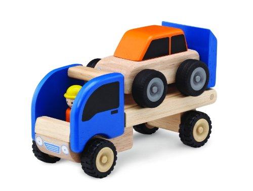 Wonderworld WW-4058 Fahrzeug PKW-Anhänger 9 x 23 x 14 cm, multi