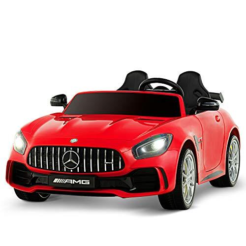 Uenjoy 2 Seater 12V Electric Kids Ride On Car Mercedes Benz...