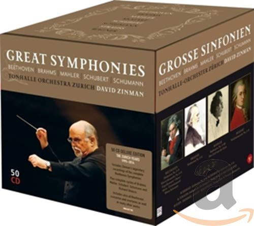 Great Symphonies.The Zurich Years 1995-2014の詳細を見る
