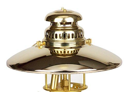 Petromax Abat-jour réflecteur pour lampes puissantes (laiton, HK150).