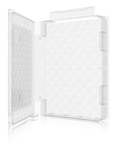 Icy Box IB-AC6251 Einfaches Schutzgehäuse aus Kunststoff für 2,5