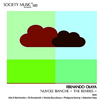 Nuvole Bianche - The Remixes