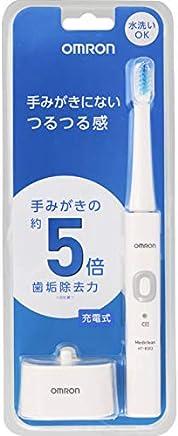 【6個セット】音波式電動歯ブラシ HT-B303-W 充電式