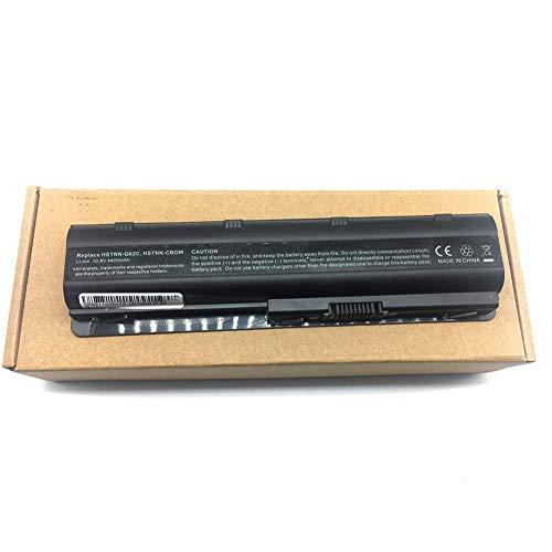 JTKLION Batería para HP G32 G42 G62 G72 G4 G6 G6t G7 Compaq Presario Cq32 Cq42 Cq43 Cq430 Cq56 Cq62 Cq72 HP Pavilion Dm4 Fits Mu06 593553-001 Mu09 593550-001