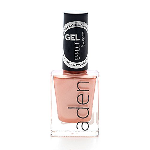 ADEN Gel Effect Nail Polish 04, Paradise, 1er Pack