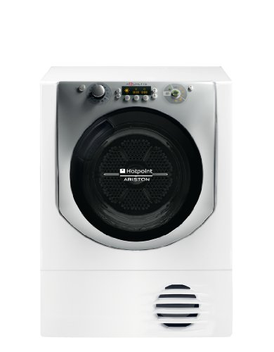 Hotpoint-Ariston AQC8 2F7 TM1(EU) - Secadora (Independiente, Frente, Color blanco, 8 kg, B, A++)