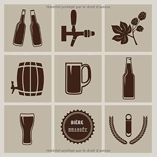 bière brassée: Brasser la bière soi-même - garder les recettes en place étape par étape
