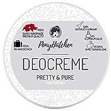 PonyHütchen Naturkosmetik Deo Creme Pretty Und Pure /...