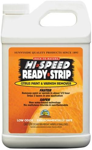 Sunnyside Corporation Hi-Speed Ready-Strip Citrus Paint & Varnish Remover