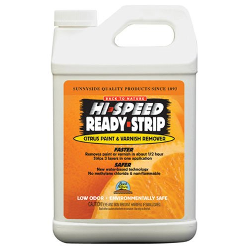 Sunnyside Corporation 65664 Hi-Speed Ready-Strip Citrus Paint & Varnish Remover Quart Trigger...