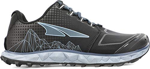 ALTRA Women's AL0A4VR4 Superior 4.5 Trail Running Shoe, Dark Slate - 9 M US