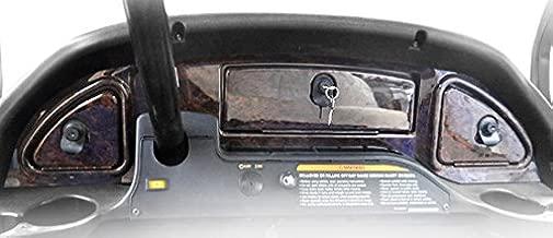 Madjax Wood 2008-Up Grain Dash fits Club Car Precedent Golf Carts