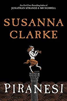 Piranesi by Susanna Clarke science fiction and fantasy book and audiobook reviews