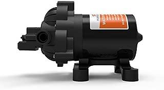 SEAFLO 24V DC 2.8 GPM 45PSI 33-Series Diaphragm Water Pressure Pump for Marine Boat RV Caravan