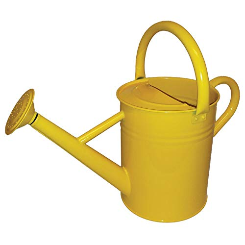 Gardman 8351X Watering Can, Yellow