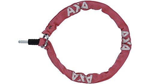 Axa RLC 100 Fietsslot voor volwassenen, uniseks, roze, one-size